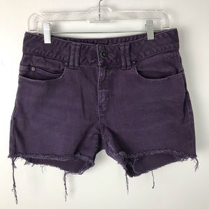 Silence + Noise | High Rise Shorts
